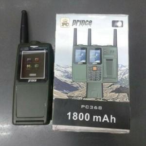 Hp Outdoor Prince Pc368 Pc 368 Hp Gunung Sinyal Kuat Original Baru Tokopedia