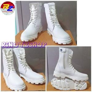 Sepatu Pdl Putih Sepatu Paskibra Tokopedia