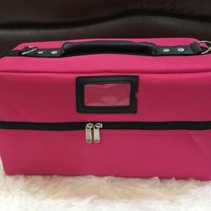 Large Waterproof Beauty Case Tas Kosmetik Mua Koper Kosmetik Tokopedia