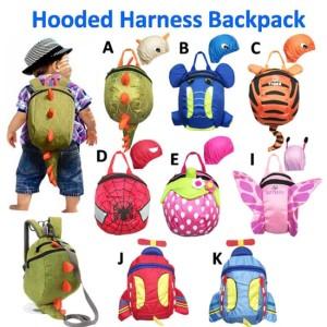 Jual Tas Backpack anak   Tas Ransel Anak TK   Tas Harness Topi bc0d1f74a8