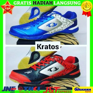 Sepatu Bulutangkis Astec Kratos Tokopedia