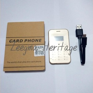 Card Phone Aiek X8 Tokopedia
