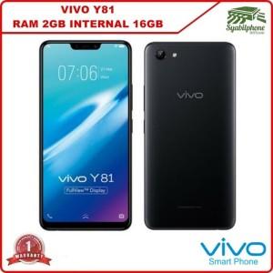 Vivo Y81 Ram 2gb Internal 16gb Garansi Resmi Vivo Indonesia Tokopedia