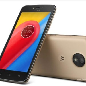 Motorola Moto C 4g Gold Tokopedia