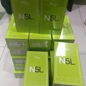 Smartphone Nuu N5l 4g Ram 1gb Rom 8gb Garansi Resmi Tokopedia