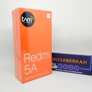 XIAOMI REDMI 5A 2/16 NEW RESMI