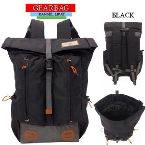 Promo!!Tas Ransel/Backpack Pria Gear Bag (7T8G8B3-LT) matt Polyester