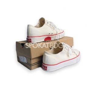 Sepatu Warior Putih Pendek Tokopedia