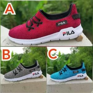 Sepatu Fila Jogging Tokopedia