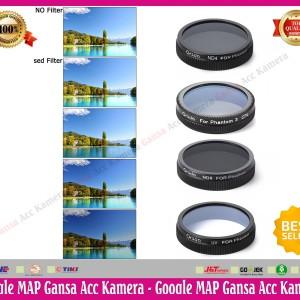 Filter Lensa 4pc untuk DJI Phantom 4 Phantom 3