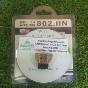 Usb Penangkap Sinyal Wifi Usb Wireless Router Internet Adapter Wi Fi tokopedia