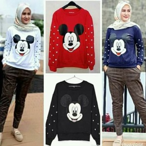 P4 Mickey Top
