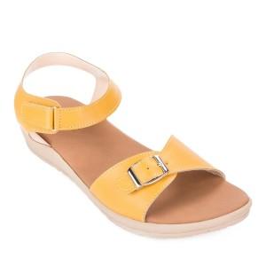 Jual sandal wedges st. yves sepatu wanita   sendal cewek  sandal matahari f34fde9e35