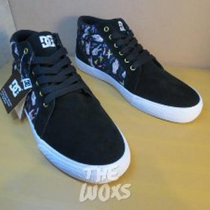 Jual Sepatu Skateboard Original DC Shoes Council Mid SP Warna Hitam Size 8ff40c91dd