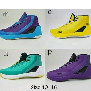 Sepatu Basket Sepatu Underramour Tokopedia