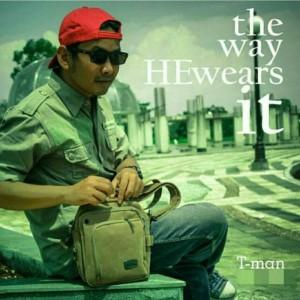 Jual Traveller Man Trojika Tman T-Man Tas Selempang Slempang Pria Muat HP &