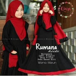 Bpc Rumana Syari Kids
