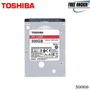 Toshiba L200 HDD / Hardisk Internal Laptop Slim 500GB SATA 5400RPM