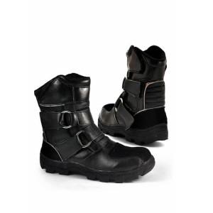 Jual Sepatu Boots Pria BRANDED  Sepatu Boot Cowok Keren  Sepatu Touring SIX 93893938e1