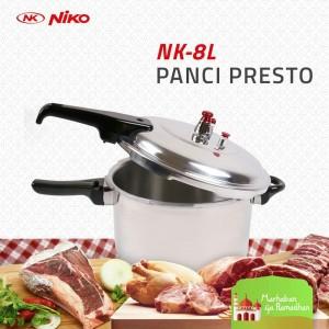 Jual Panci presto 8 liter - presto niko 8 liter - pengempuk daging