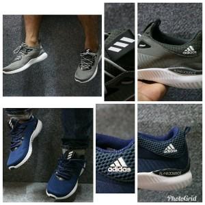 Sepatu Adidas Alphabounce Running Snakers Tokopedia