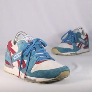 Jual Sepatu Sneakers Reebok Classic GL 6000 Biru Tosca 42 ORIGINAL SECOND ed5f60f279