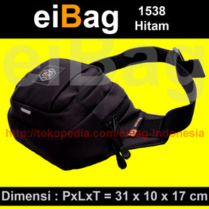 waist bag tas pinggang sepeda eibag 1538