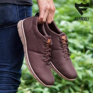 Sepatu Sneakers Pria Frandeli Bless Tokopedia