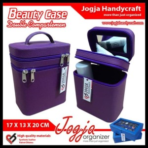 Sale Box Kosmetik Beauty Case Kotak Make Up Tempat Make Up Kotak Rias Kotak Tokopedia
