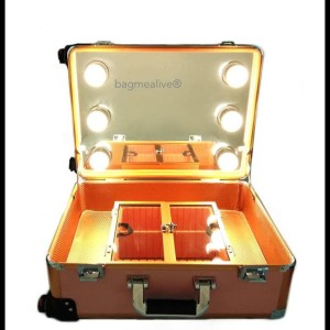 Sale Beauty Case Tempat Makeup Kotak Kosmetik Eveline 003 Tokopedia