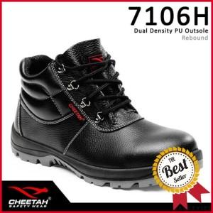 Sepatu Safety Cheetah 7106 H Tokopedia