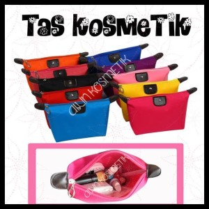 Hot Tas Kosmetik Dompet Make Up Dompet Kosmetik Cube Pouch Tokopedia