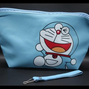 Hot Sale Tas Doraemon Tas Kosmetik Pouch Doraemon Tokopedia