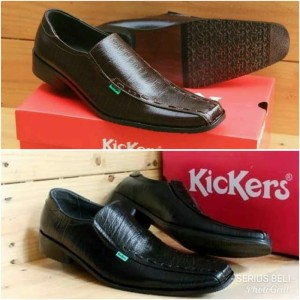 Sepatu pria formal pantofel kickers puma nike adidas eiger wakai fila 79692d0074