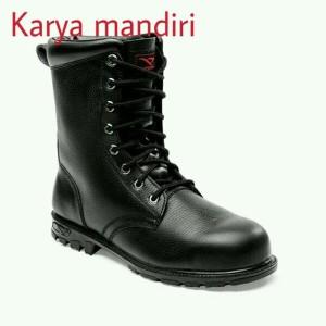 Sepatu Safety Boots Cheetah 2286h Tokopedia