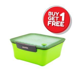 Maxim Bento Kotak Makan Square Box 1.75 L - Random