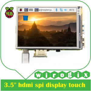Raspberry Pi - 3.5 inch TFT LCD Display Touch SPI HDMI