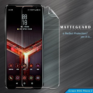 Matte Guard Ultra Back Cover and Screen Protector Asus ROG Phone 2