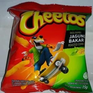 chetos jagung bakar