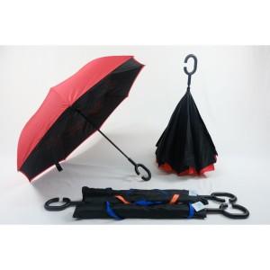 Payung Terbalik Kazbrella SKY Luar Warna 2nd Gen BERKUALITAS ( NEW )