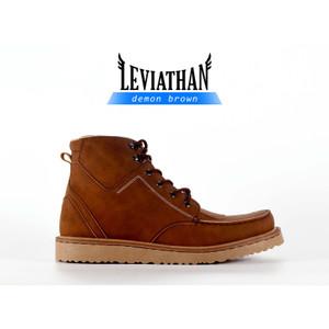 Sepatu Boots Pria Leviathan Demon