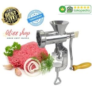 Multifungsi Penggiling Gilingan Daging / Meat Mincer Manual