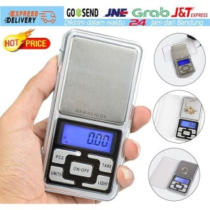 Timbangan Mini Digital (Emas/Perhiasan/Pocket Scale)