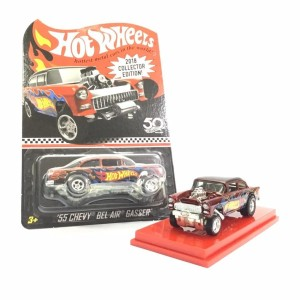 Hot Wheels 55 Chevy Bel Air Gasser 2018 Collector Edition Mail In
