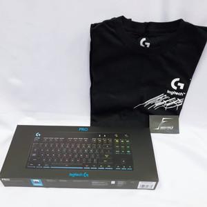 Logitech G PRO / GPRO Gaming Keyboard Garansi Resmi Logitech Indo 2Thn