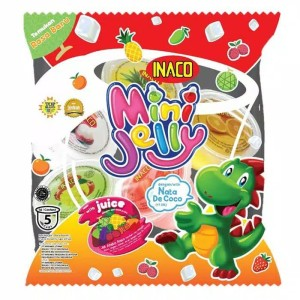 jelly inaco 1 pak isi 5 cup