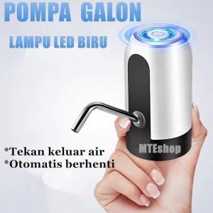 Pompa Aqua Galon Listrik / Pompa Galon USB Recharge
