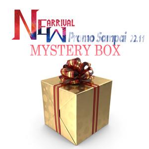 Mystery Box Kotak Misteri Tas Ransel Selempang Travel Bag Waist Bag