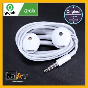 HEADSET EARPHONE OPPO RENO A5 A9 2020 F1 F2 F3 F4 F5 F7 A3S ORIGINAL
