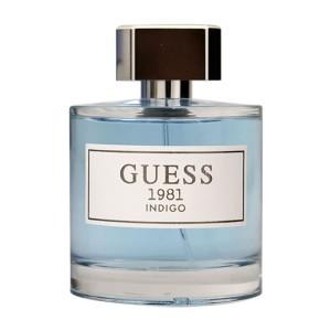 Guess Parfum Original Guess 1981 Indigo Woman 100 ML
